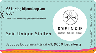9050 -Soie Unique Stoffen