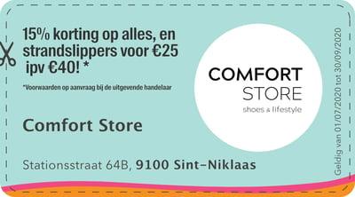 9100 - Comfort Store