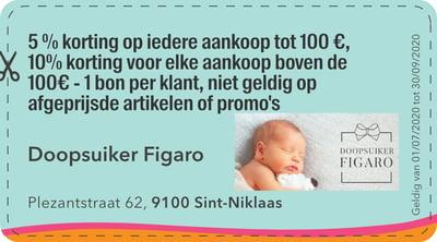 9100 - doopsuiker figaro-1