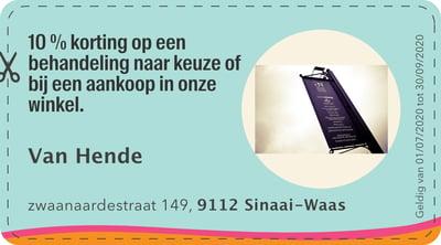 9112- Van Hende