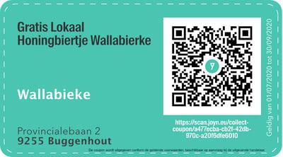 9255 - QR -  Wallabieke