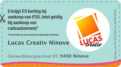 9400 -Lucas Creativ Ninove