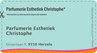 9550 - Parfumerie Esthetiek Christophe