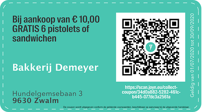 9630 - QR -  Bakkerij Demeyer