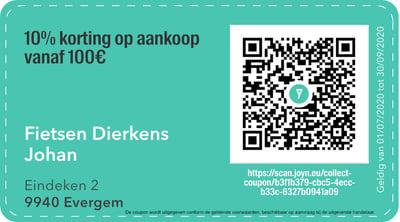 9940 - QR -  Fietsen Dierkens
